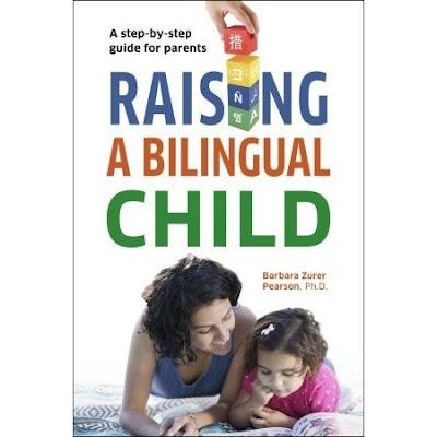Raising a Bilingual Child book cover