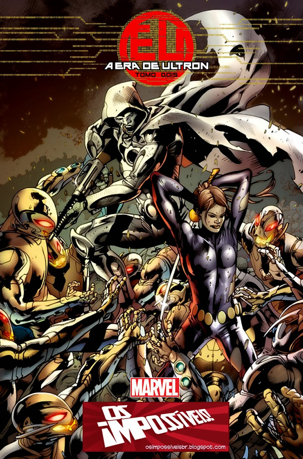 Nova Marvel! A Era de Ultron #2