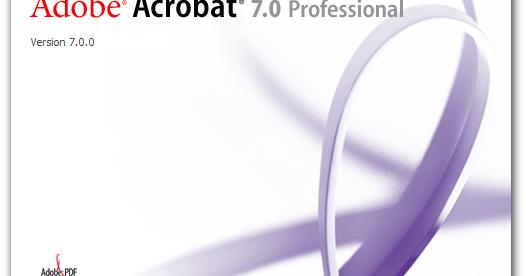 adobe acrobat 7.0 professional full تحميل