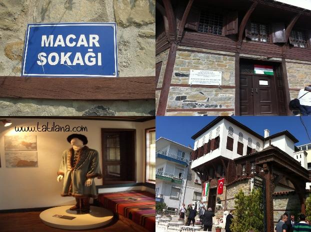 Rakoczi Müzesi Tekirdağ