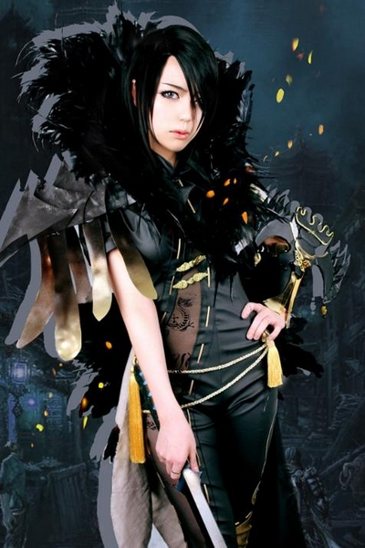 Blade And Soul Cosplay