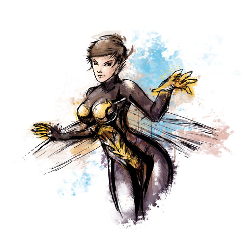 Wasp (Marvel Comics) Character Review