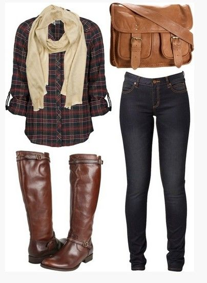 Fashionable Winter Outfits