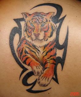 tiger tats best style