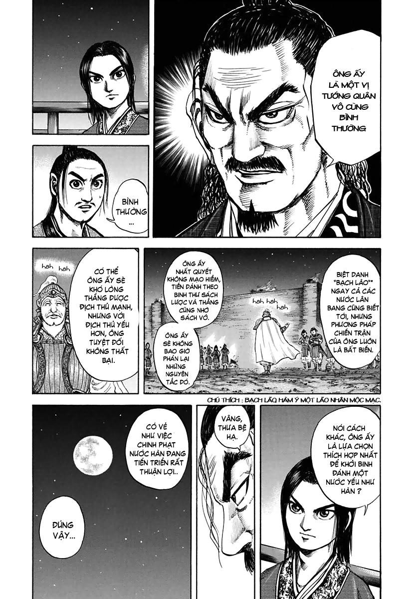 Kingdom – Vương Giả Thiên Hạ (Tổng Hợp) chap 108 page 15 - IZTruyenTranh.com