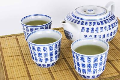 zelený čaj - nutnost nejen pro hubnutí