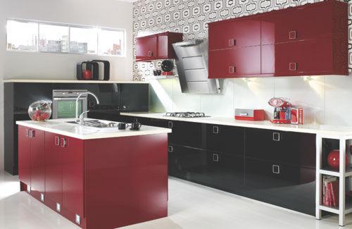 Construindo Minha Casa Clean Cozinhas Pretas E Modernas