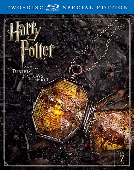 Harry Potter and the Deathly Hallows Part 1 (Harry Potter y Las Reliquias de la Muerte Parte 1) (2010) 720p y 1080p BDRip mkv Dual Audio AC3 5.1 ch