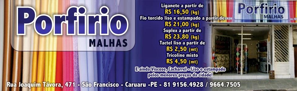 PORFIRIO MALHAS