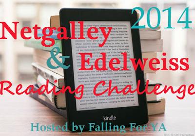 Netgalley & Edelweiss