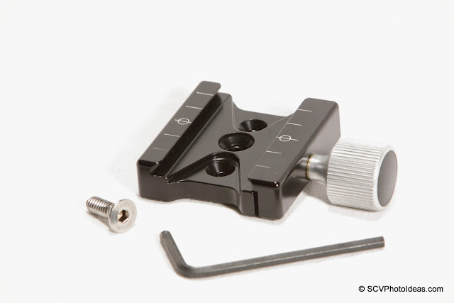 Hejnar Photo F62A Quick Release Clamp overview