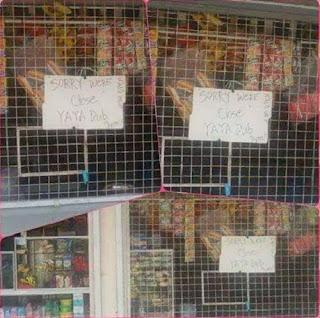 yaya dub store close