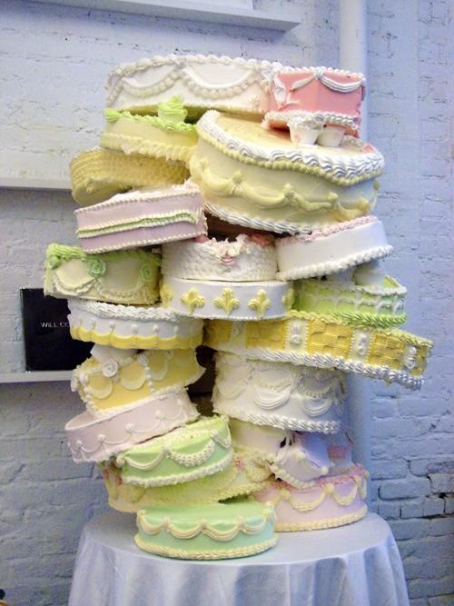 All Around Artsy: Steampunk Wedding Cake Extravaganzaaaaa!
