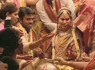 Ram Charan And Upasana wedding Picture Gallery  (5)