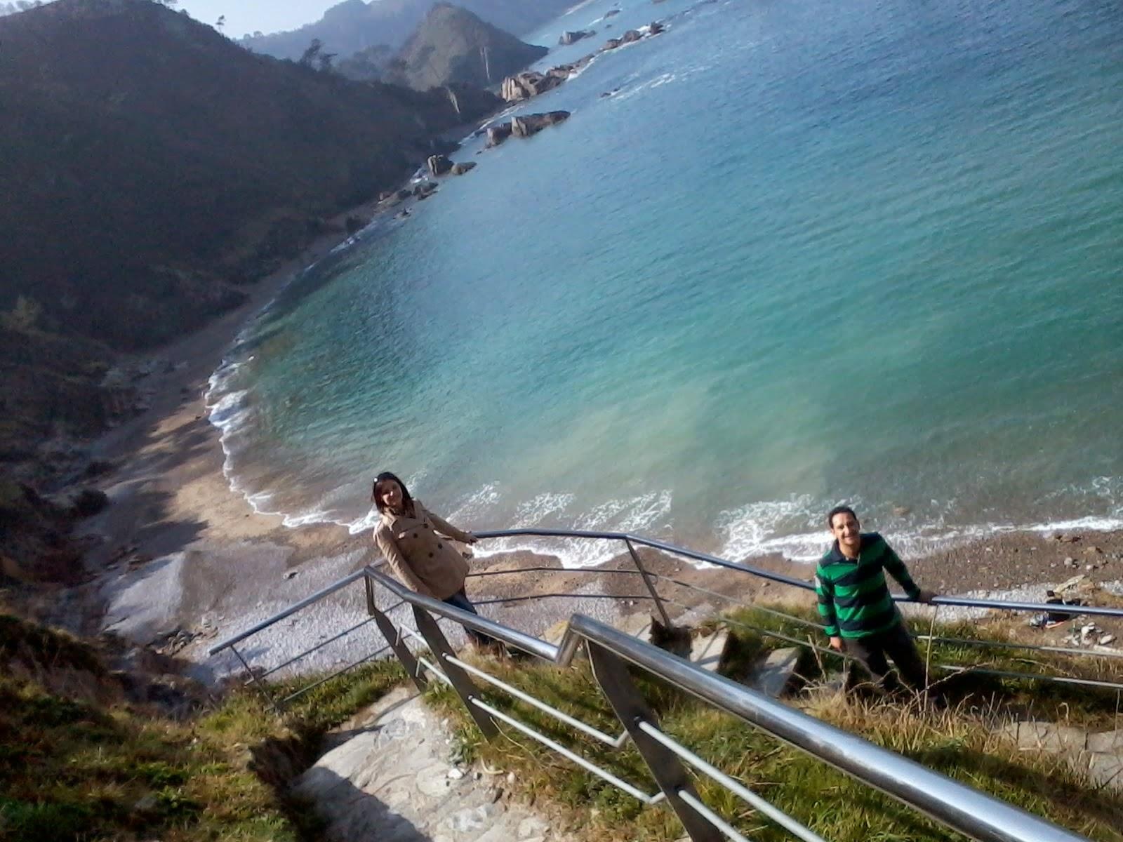 playa silencio asturias