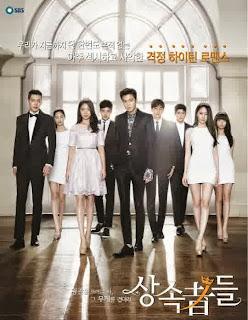 Foto Profil Biodata Pemain Drama Korea The Heirs