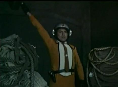 1966 Ultraman Original Shin Hayata Henshin Ultraman