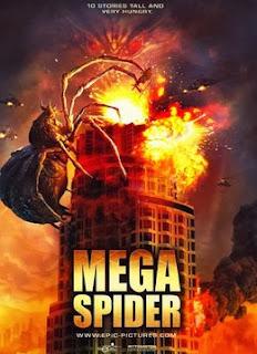 فيلم الخيال العلمى Big Ass Spider 2013