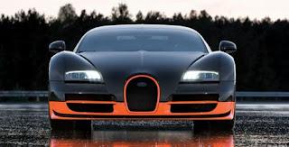 Buggatti Veyron Super Sport