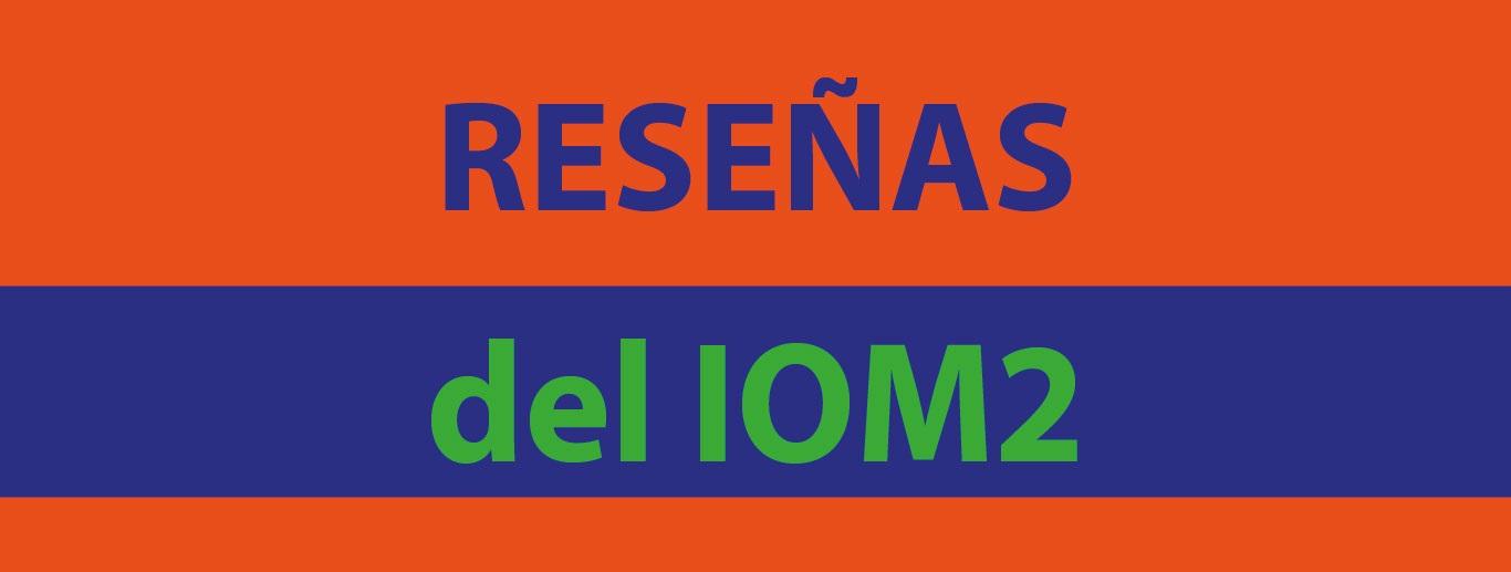 Boletín oficial y virtual del IOM2