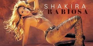 shakira's robiosa song