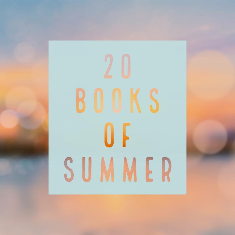 #20booksofsummer