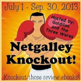 Netgalley Knockout!