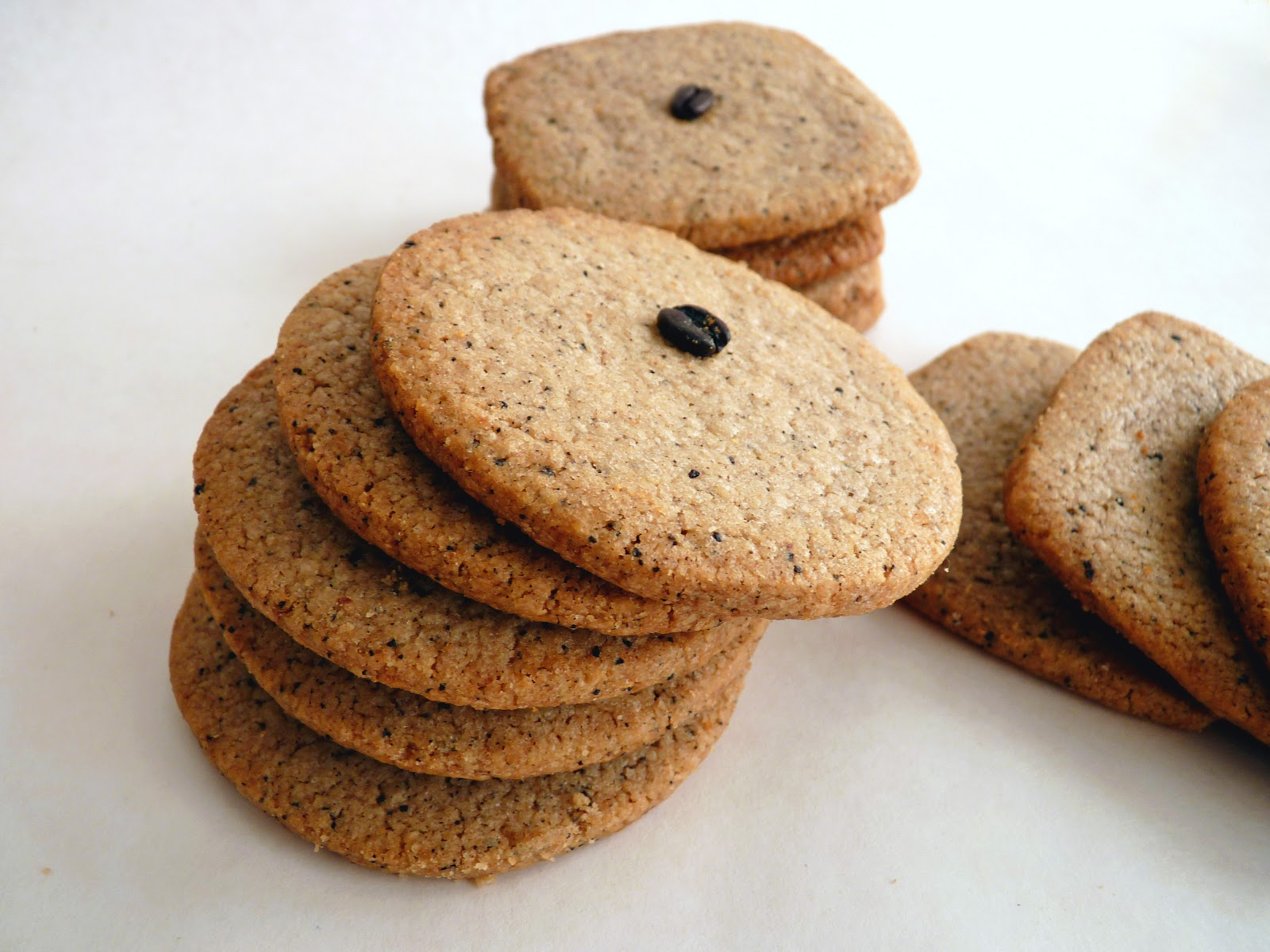 pastry studio: Coffee Walnut Cookies