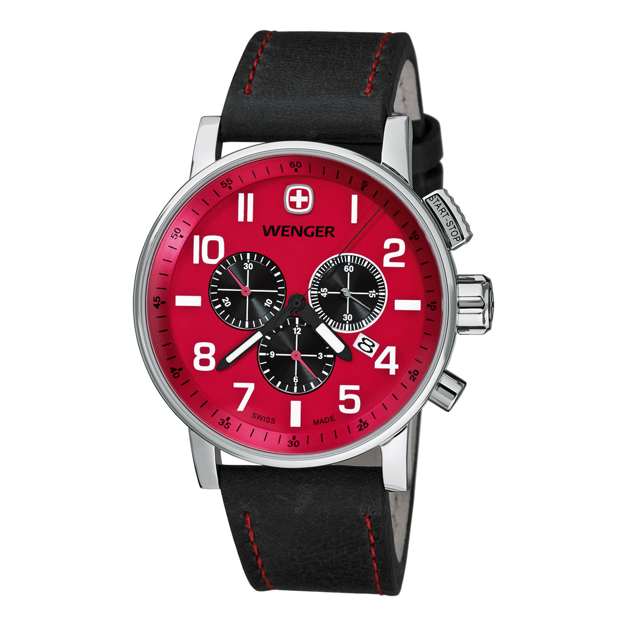 Wenger Commando Chrono Reloaded Quartz Watch