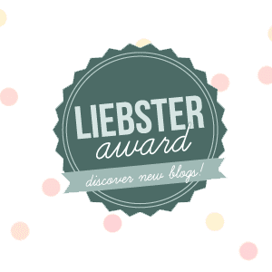 Leibster Award from Sabeena