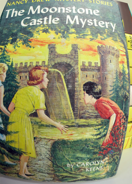 Nancy Drew Moonstone Castle Mystery