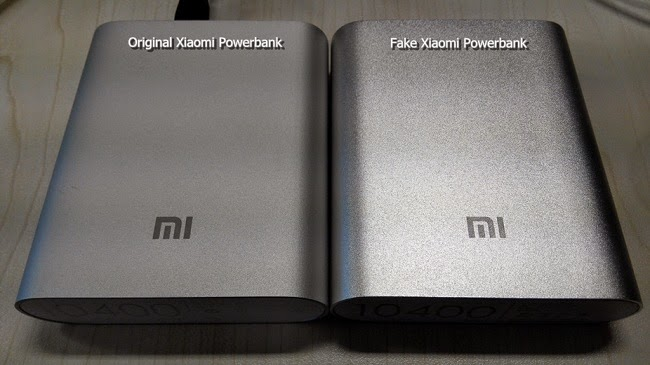 Cara Membedakan Power Bank Xiaomi Asli Atau Palsu