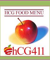 HCG 411 Blog Menu