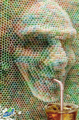 14 Cool and Creative Advertisements Inspired by Straws (14) 8