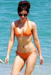 Hot Celebrity Kate Beckinsale Bikini Body