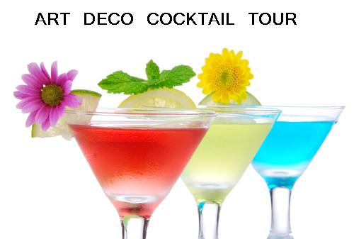 SoBe Cocktail Tour