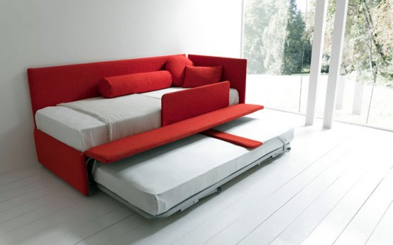 Beds World and Bedroom Furniture: Multi-functioning of sofa beds