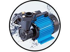 CRI Self Priming Centrifugal Regenerative Monoblock Pump NR2 (0.5HP) Online Dealers in Chennai, India - Pumpkart.com