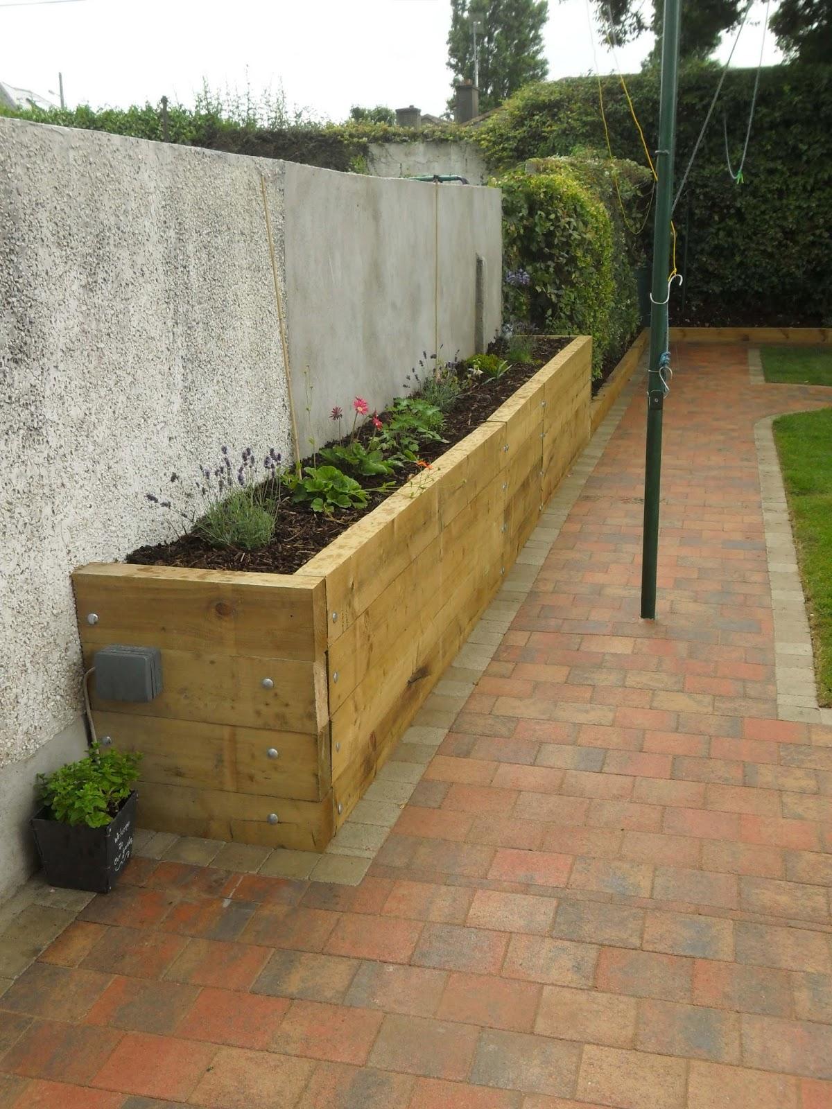 GreenArt Landscapes Garden design construction and maintenance Blog Rear gar
