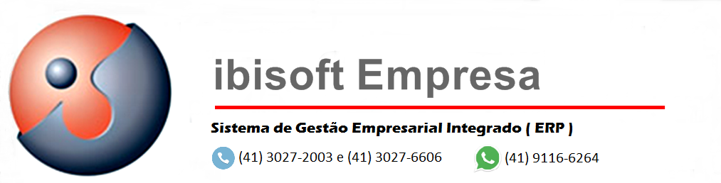 ibisoft Empresa - Sistema de Gestão Empresarial Integrado ( ERP )