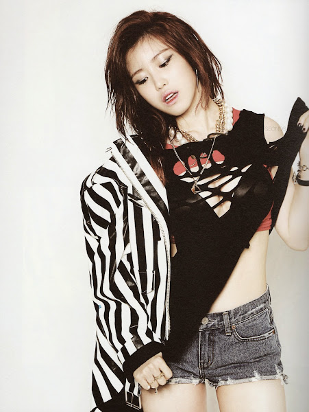 Hyosung Top Secret scan