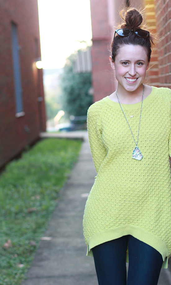 Here & Now : oversized sweater
