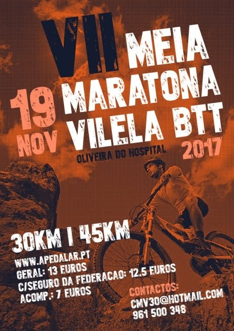 19NOV * VILELA – OLIVEIRA DO HOSPITAL