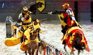 Medieval Knights Myrtle Beach