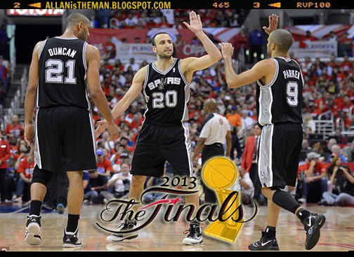 Game 6 Nba Finals 2013 Full Replay | Basketball Scores