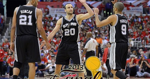 NBA Finals 2013 Game 5: Miami Heat vs San Antonio Spurs Full Replay | ALLAN IS THE MAN