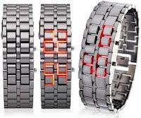 Jam tangan Iron samurai FarhanFH.com
