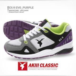 Akiii Classics EX-9 EVO Purple