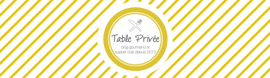 Table Privée