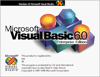 Download Microsoft Visual Basic 6.0 Portabel
